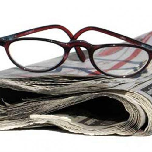 """""""Δημοσιογραφικός λόγος και παιδαγωγική των Μ.Μ.Ε"""" (1) γράφει ο Αριστοτέλης Παπαγεωργίου"""