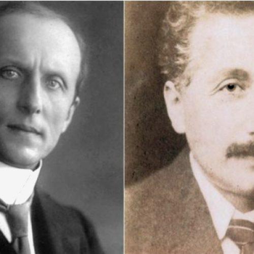 """Όταν ο Αϊνστάιν υποκλίθηκε στον Καραθεοδωρή που """"έφυγε"""" σαν σήμερα"""