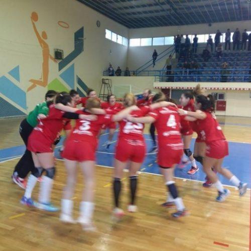 Χάντμπολ: Νικήτριες οι γυναίκες του Φιλίππου! – Τσικίνας: Η νίκη είναι ένα μεγάλο βήμα για την παραμονή της ομάδας στην Α1!