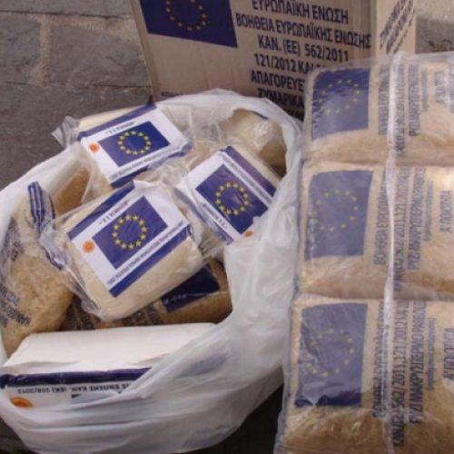 Την Πέμπτη 2 Μαρτίου ξεκινά στην Π.Ε Ημαθίας η διανομή της επισιτιστικής βοήθειας