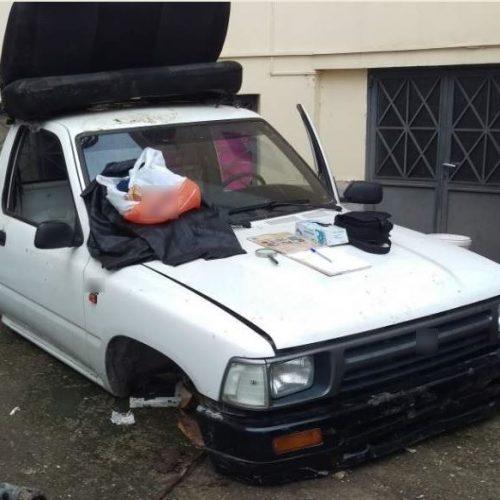 Από   αστυνομικούς του Τ. Α.  Βέροιας εξακριβώθηκε η δράση σπείρας που έκλεβε φορτηγά αυτοκίνητα