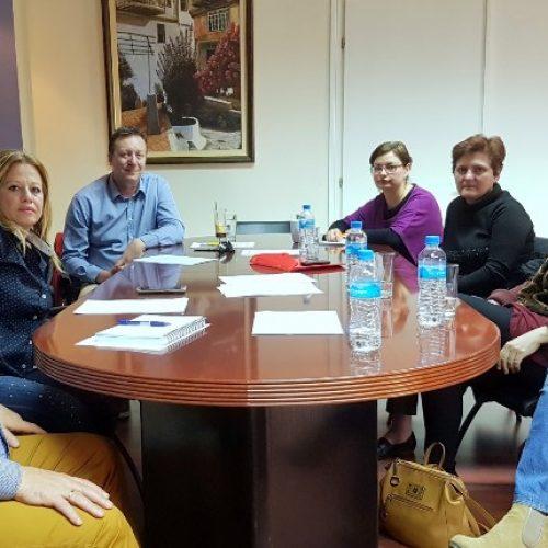 Συνάντηση του αντιπεριφερειάρχη Ημαθίας   με το σωματείο εργαζομένων Νοσοκομείου Νάουσας