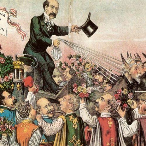 1898: Οταν ήρθε ο Διεθνής Οικονομικός Έλεγχος…