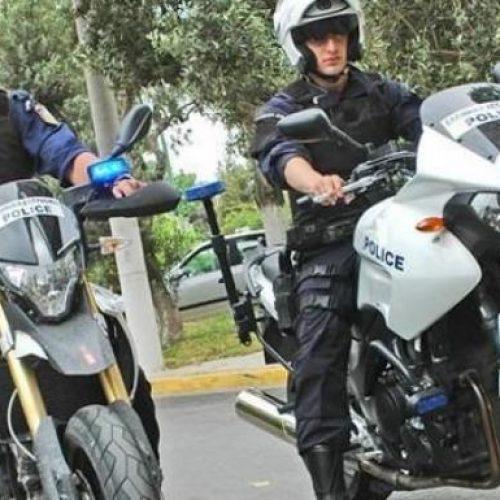 Συνελήφθη από   αστυνομικούς της ομάδας ΔΙ.ΑΣ.   την στιγμή που προσπαθούσε να διαρρήξει σπίτι στην Ημαθία