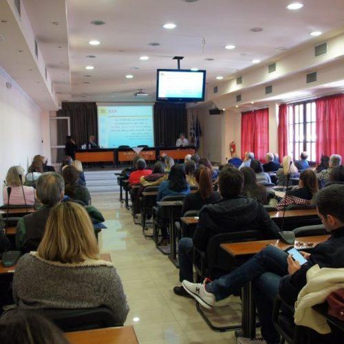 Διεξήχθη η Επιστημονική Παιδιατρική Εκδήλωση στη Βέροια