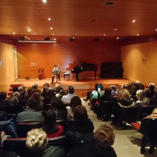 """""""Μικροί Μότσαρτ"""". Πραγματοποιήθηκε η μαθητική συναυλία στην   Εστία Μουσών Νάουσας"""
