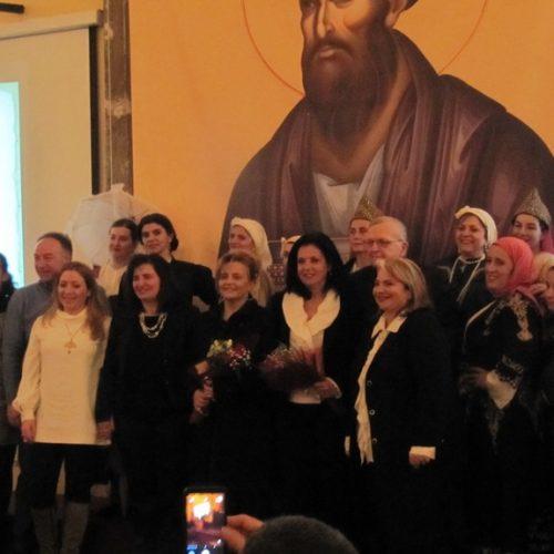 Ο Σύλλογος Μικρασιατών Ημαθίας τίμησε την ημέρα της γυναίκας μ' ένα πλούσιο αφιέρωμα