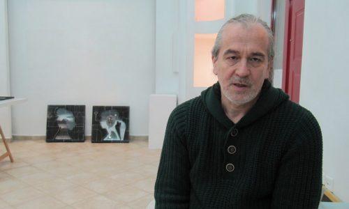 Άγγελος Αντωνόπουλος. Μια άλλη εικαστική θέαση του ανθρώπου και του κόσμου
