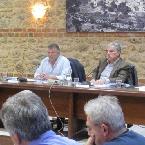 Δημοτικό Συμβούλιο Βέροιας. Στιγμιότυπα από τη συνεδρίαση (15/3/'17)