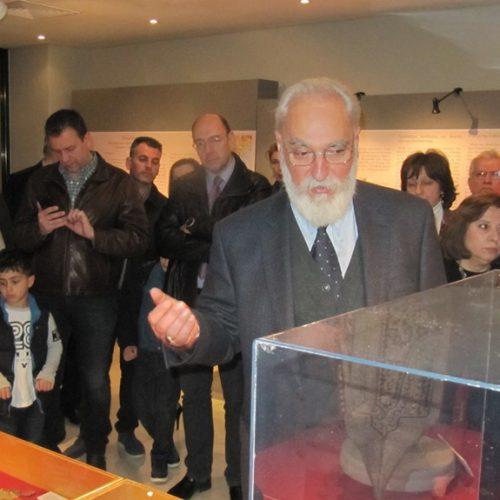 """""""Πνοή Ελευθερίας"""". Μια έκθεση με πλούσιο ιστορικό υλικό στο Χώρο Τεχνών, παρακαταθήκη για τους νεότερους"""