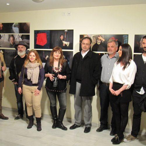 Πρόσωπα και στιγμές από και για το Θέατρο – Εγκαίνια φωτογραφικής έκθεσης στο Χώρο Τεχνών Βέροιας
