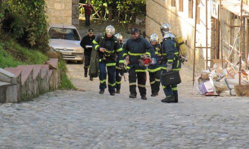 Πραγματοποιήθηκε τριήμερη άσκηση ετοιμότητας  της Πυροβεστικής Υπηρεσίας  Βέροιας
