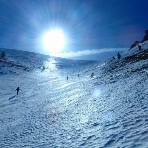 """Στα θεϊκά μονοπάτια του Ολύμπου. Στην Κορυφή """"Κίτρος"""" η Ορειβατική Ομάδα Βέροιας """"Τοτός"""""""