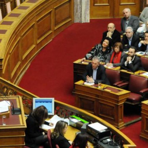 Το  ΚΚΕ    σταθερά αντίθετο στα προνόμια των Βουλευτών