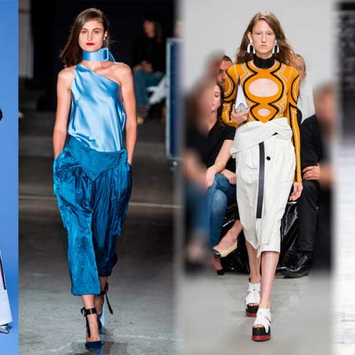 Μόδα: Οι τάσεις στα γυναικεία  παντελόνια. Άνοιξη – Καλοκαίρι 2017