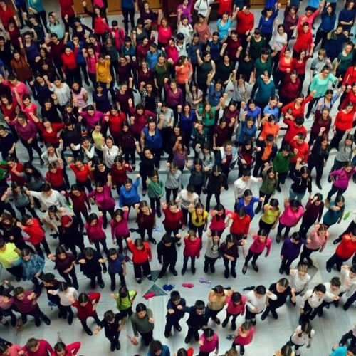 """Η χορωδία του Ωδείου Φίλιππος Βέροιας, """"Filippos Glee"""", στο 7ο Παγκόσμιο Φεστιβάλ Χορωδιών Μιούζικαλ της Θεσσαλονίκης"""