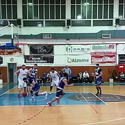 Μπάσκετ: ΑΟΚ Βέροιας - ΓΑΣ Έδεσσα (64-40)