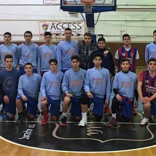 Μπάσκετ: Πρόκριση του Παιδικού τμήματος του ΑΟΚ Βέροιας στον τελικό της ΕΚΑΣΚΕΜ