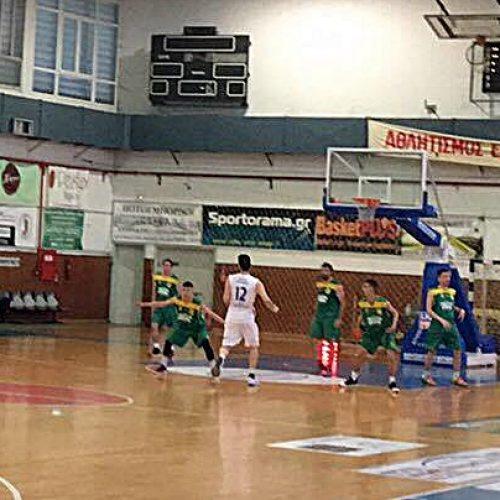 Μπάσκετ: Στην πρώτη θέση της βαθμολογίας τερμάτισε ο ΑΟΚ Βέροιας - Νίκησε και τον  ΓΑΣ Αλεξάνδρεια (89-60)