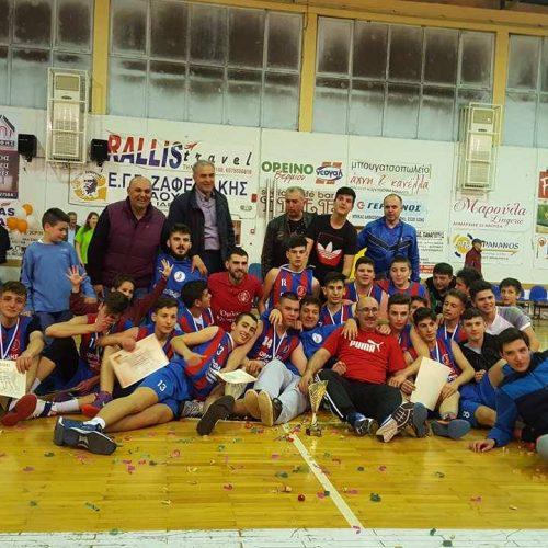 Η σπουδαία πορεία του ΑΟΚ Βέροιας μέχρι την κατάκτηση του Παιδικού Πρωταθλήματος της Α ΕΚΑΣΚΕΜ