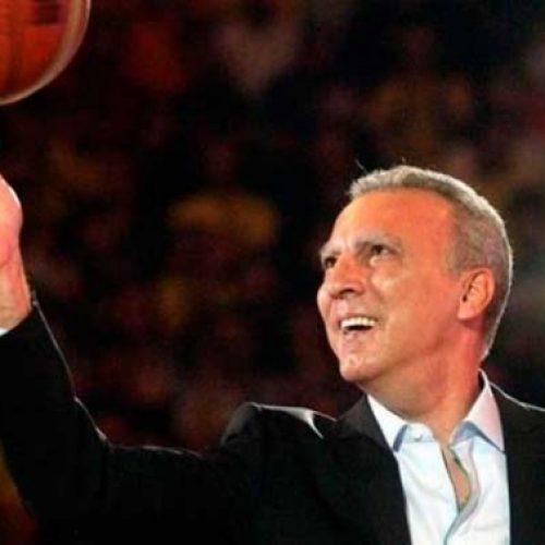 Μπάσκετ: Ο Φίλιππος Βέροιας συγχαίρει τον Νίκο Γκάλη