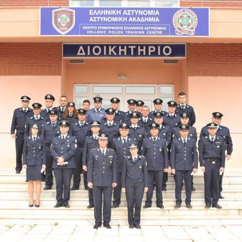 Εκπαιδευτικές δράσεις της Σχολής Αστυνομίας Βόρειας Ελλάδος στη Βέροια