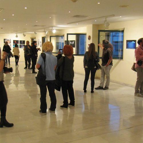 """Εγκαίνια έκθεσης φωτογραφίας """"από και για το Χορό"""".  Φωτογραφικό Κέντρο Θεσσαλονίκης και   ΚΕΠΑ Δ. Βέροιας"""