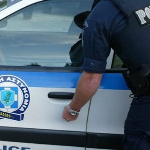 Συνελήφθησαν 2 ανήλικοι  στη Βέροια για κλοπή και απόπειρα κλοπής
