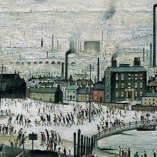 L.S. Lowry, ο ζωγράφος της εργατικής τάξης της Αγγλίας