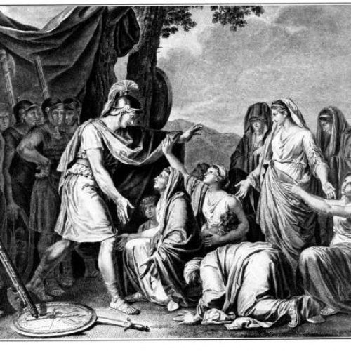 """""""Το αντιπρότυπο του ηγέτη ή… όταν συνδιαλέγονται τα κείμενα""""(3) γράφει ο Αριστοτέλης Παπαγεωργίου"""