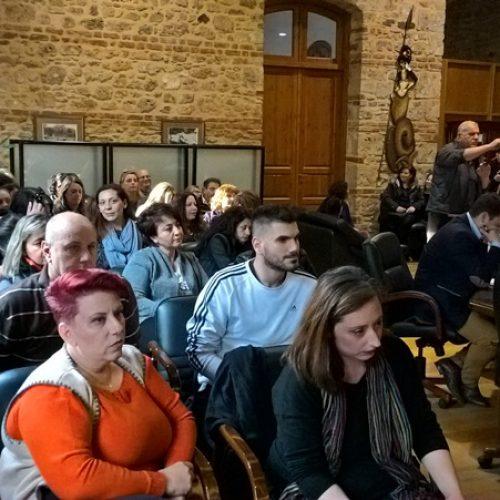 Δημοτικό Συμβούλιο Βέροιας - Στιγμιότυπα από τη συνεδρίαση (5/4/'17)