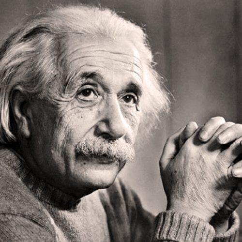 Άλμπερτ Αϊνστάιν (1879 – 1955)