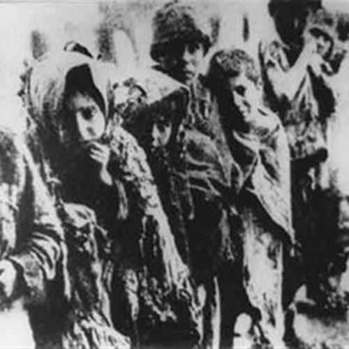 """""""Θα παραμείνουμε απαθείς; Η γενοκτονία των Ελλήνων του Πόντου"""" Διάλεξη του Κωνσταντίνου Φωτιάδη"""