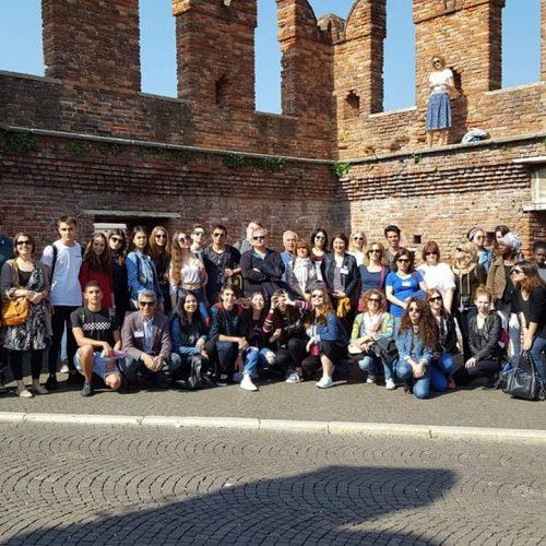 Το 3ο ΓΕΛ Βέροιας με το ERASMUS+ στην Ιταλία