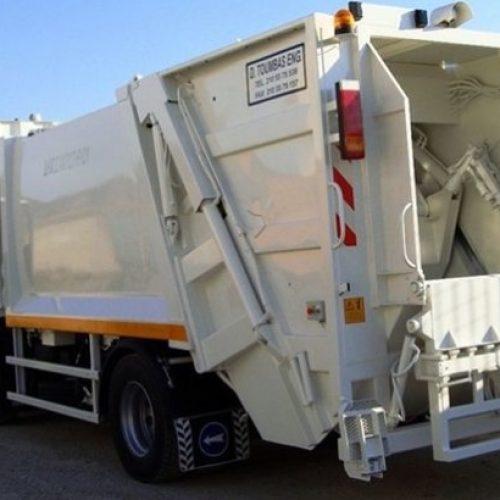 H αποκομιδή των απορριμμάτων στο Δήμο Βέροιας τις ημέρες του ΠΑΣΧΑ