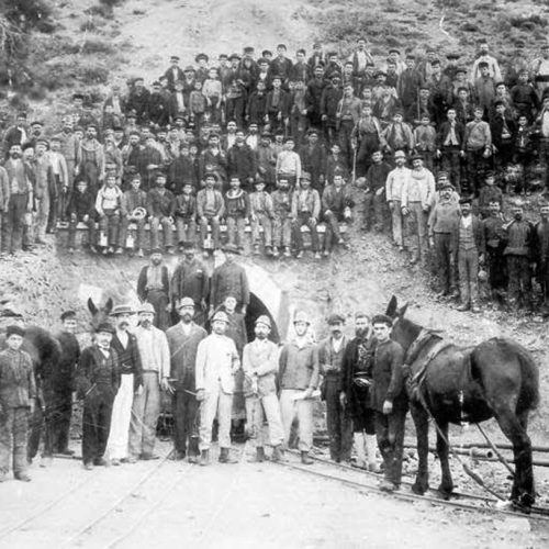 Λαύριο Απρίλης 1896  –  Η μεγάλη απεργία