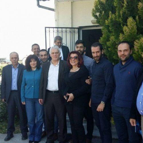 ΣΥΡΙΖΑ Ημαθίας: Η επίσκεψη του Υπουργού Αγροτικής Ανάπτυξης Γιάννη Τσιρώνη στην Ημαθία