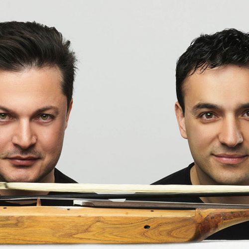 Συναυλία αδελφών Τσαχουρίδη από την  Εύξεινο Λέσχη Χαρίεσσας