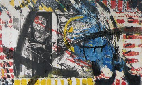 """ΓΙΩΡΓΟΣ ΤΣΑΚΙΡΗΣ   """"τόπου μαρτυρίες"""" - Η γκαλερί ΠΑΠΑΤΖΙΚΟΥ στην ART-ATHINA 2017"""