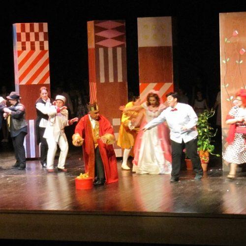 """""""Ρακαμέλες"""". Μια δροσερή παράσταση που άρεσε σε μικρούς και  μεγάλους, δικαιώνοντας το ερασιτεχνικό θέατρο"""