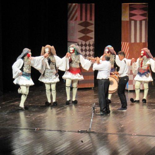 Έναρξη του 42ου Συνεδρίου της ΠΕΕ του ΟΤΕ στο Χώρο Τεχνών της Βέροιας με λόγο, μουσική και χορό