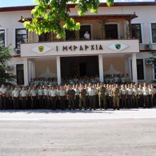 Εκδήλωση της 1ης Μεραρχίας Πεζικού στο Χώρο Τεχνών στη Βέροια