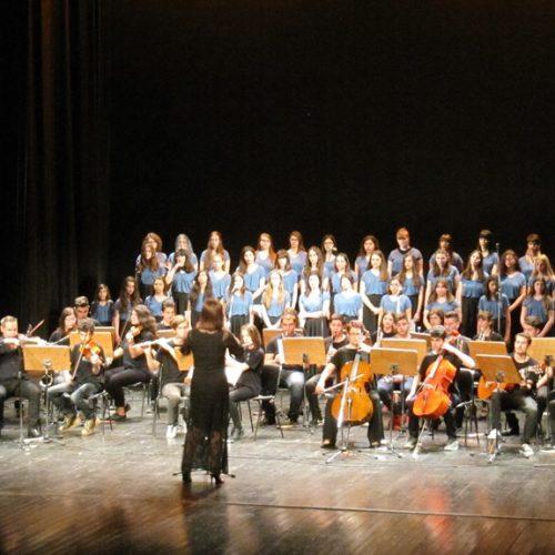 Το Μουσικό Σχολείο Βέροιας αποχαιρέτησε  τη σχολική χρονιά εντυπωσιακά μ' ένα « ταξίδι στο όνειρο»