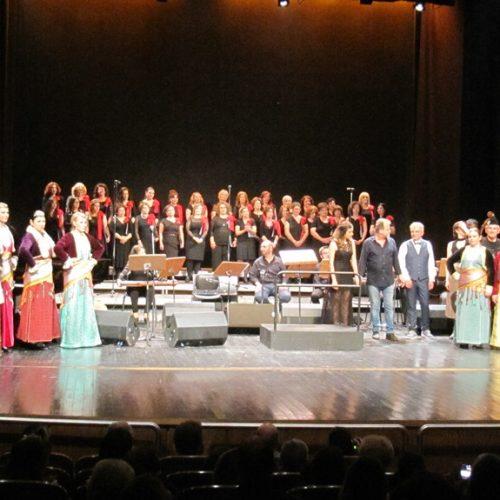 Βεροιώτες καλλιτέχνες τραγούδησαν για το σπίτι του Λυκείου Ελληνίδων Βέροιας τιμώντας Παράδοση και Τέχνη