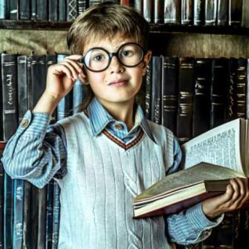 Τα παιδιά κληρονομούν την εξυπνάδα από τη μαμά, όχι από τον μπαμπά…