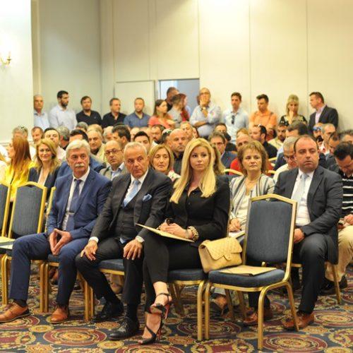 Τιμητική διάκριση – βράβευση του  Διοικητή της Σχολής Μετεκπαίδευσης και Επιμόρφωσης Ελληνικής Αστυνομίας Βέροιας