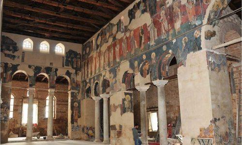 Ξενάγηση στην Παλαιά Μητρόπολη Βέροιας του Συνδέσμου Φιλολόγων Ημαθίας