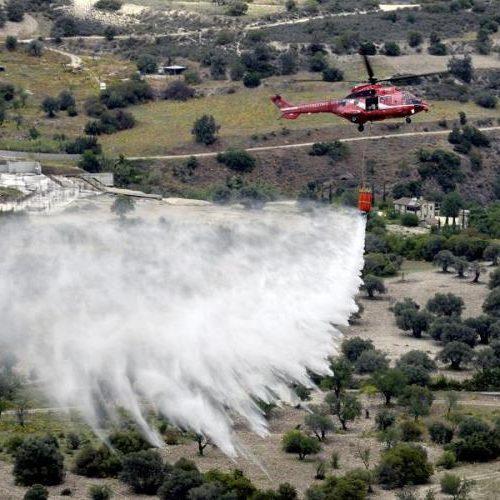 Εκπαιδευτική άσκηση των Πυροσβεστικών Υπηρεσιών   Ημαθίας  στις 19  Μαΐου