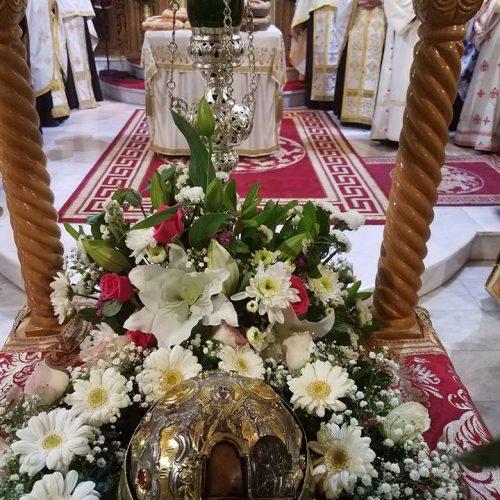 Αναχωρεί αύριο   31 Μαΐου  από την Πατρίδα Βέροιας η Κάρα της Αγ. Παρασκευής