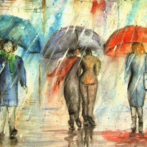 Βροχές και καταιγίδες  προβλέπει η ΕΜΥ